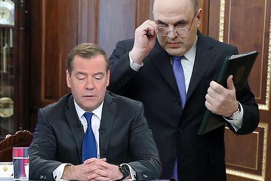 Медведев одобрил инициативу «Единой России» о введении нового налога на зарплаты