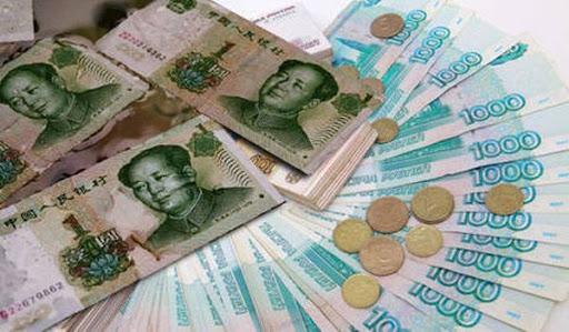 В Китае ожидают обрушения российского рубля