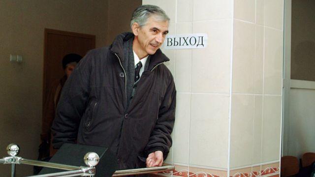 ЕСПЧ обязал власти РФ выплатить €21 тыс. физику Данилову, отсидевшему 8 лет за госизмену