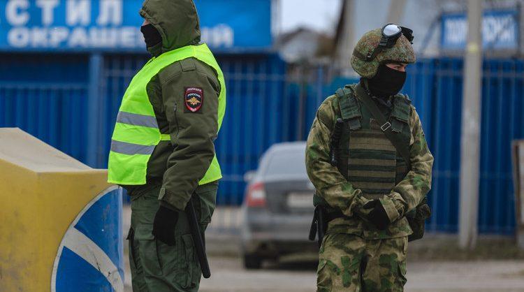 ФСБ сообщило о перестрелке из-за нарушителей на границе с Украиной