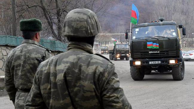 Азербайджанская армия вошла в Лачинский район Нагорного Карабаха