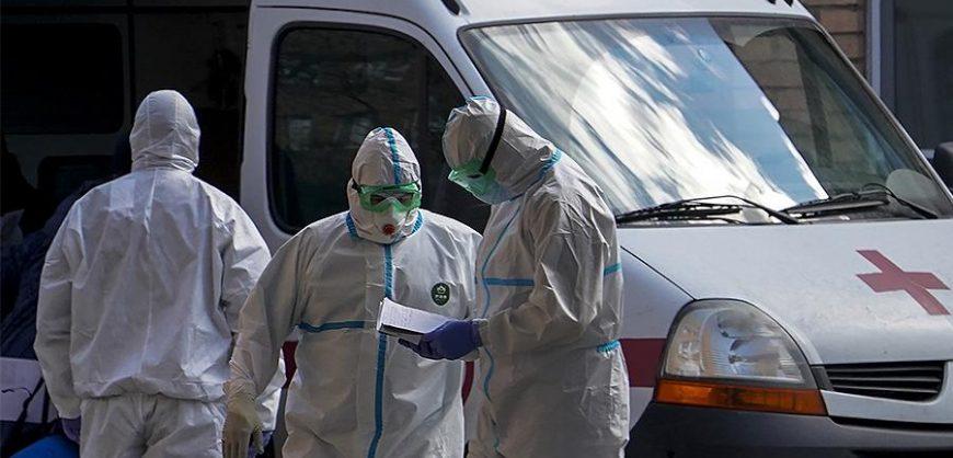 В России за сутки коронавирусом заразились 28 782 человека. Это новый антирекорд