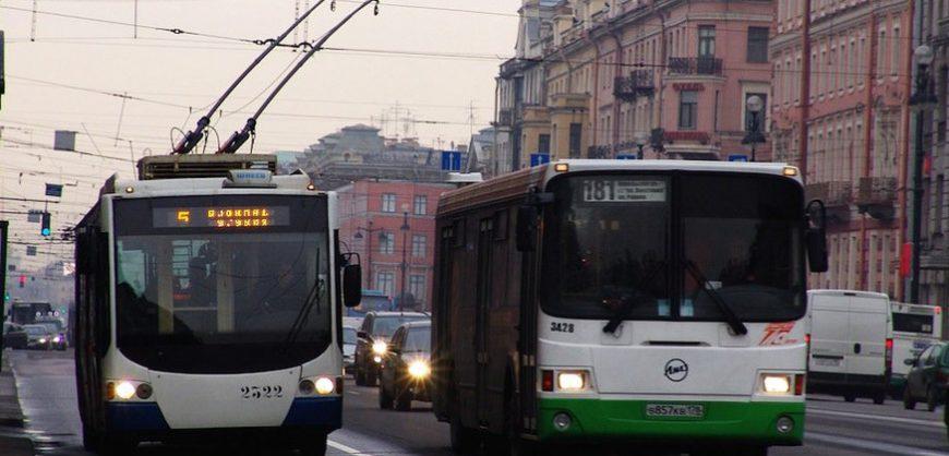 В Петербурге повышаются цены на разовый проезд в метро и наземном транспорте