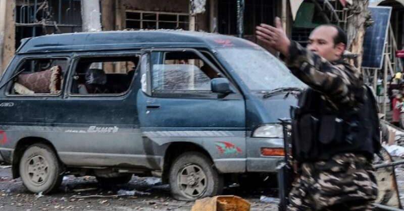 В Кабуле подорвали автомобиль посольства РФ; никто не пострадал