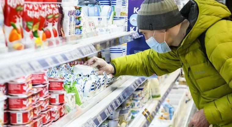 В России за год на 14% подорожали товары повседневного спроса