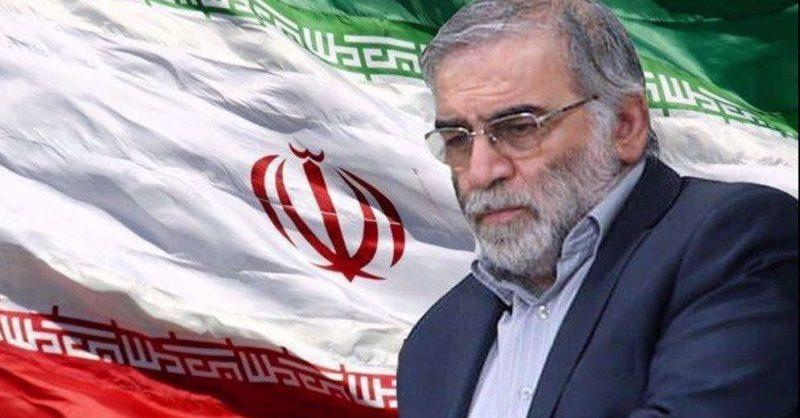 Al Alam: отца иранской ядерной программы убили из управляемого через спутник оружия