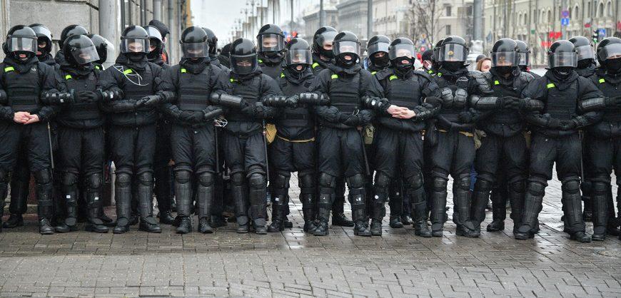 МВД: силовики готовятся «пресекать» акции за Навального 23 января