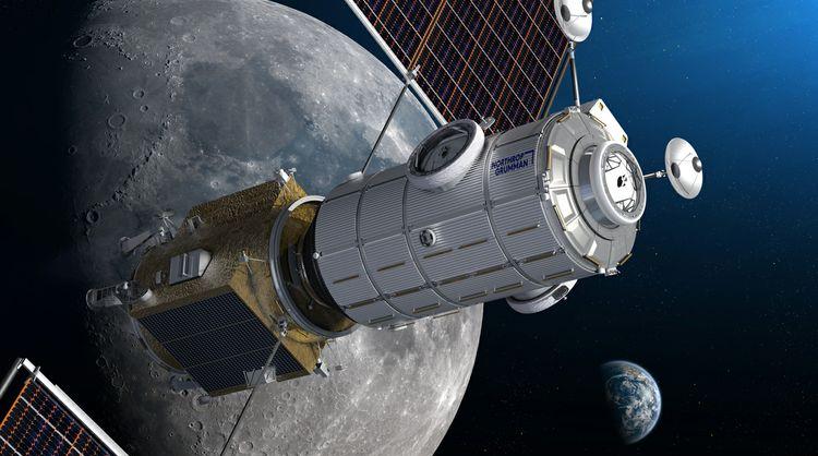 Россию исключили из экспертной группы по международной лунной программе