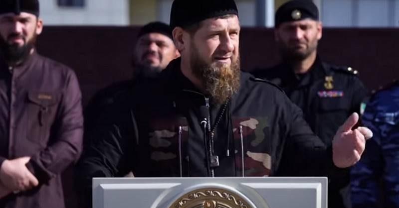 Кадыров доложил Путину о полном уничтожении бандподполья в Чечне