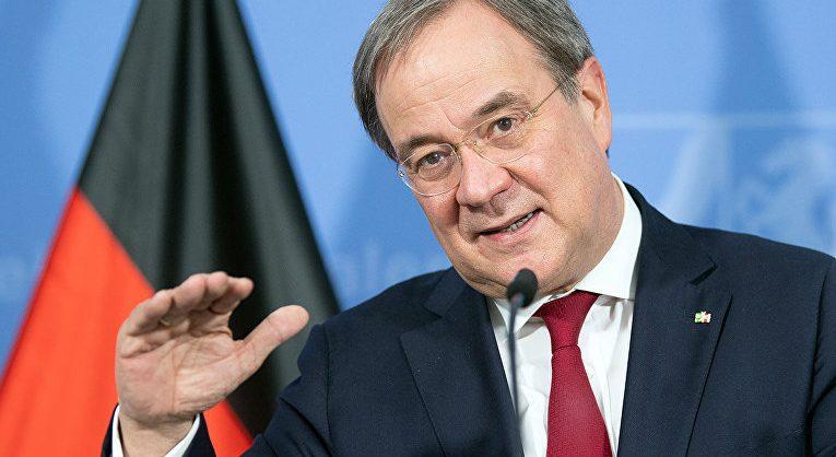 Новый глава ХДС не видит повода для снятия санкций Евросоюза против России