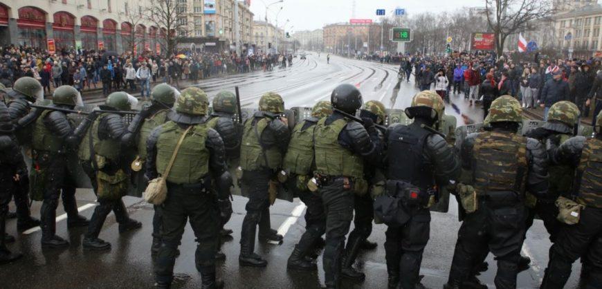 BYPOL: Власти Белоруссии планируют создать спецлагеря для протестующих