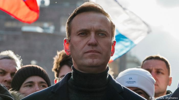 Bloomberg: Кремль намерен посадить Навального на несколько лет, чтобы протестное движение «потеряло направление»
