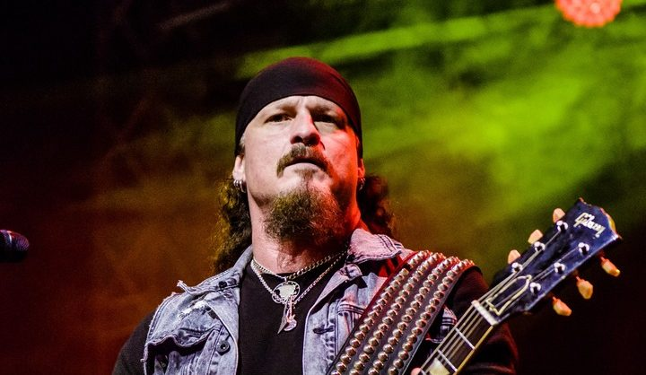 Лидер хэви-метал группы Iced Earth задержан за участие в штурме Капитолия