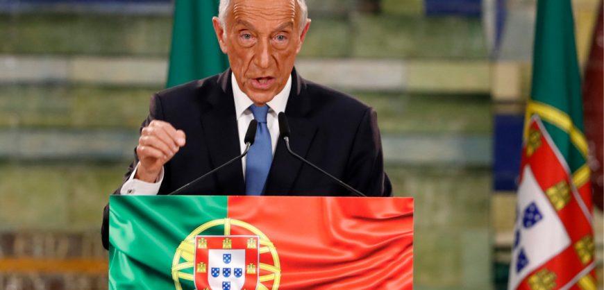 На выборах в Португалии победил действующий президент Марселу Ребелу де Соуза