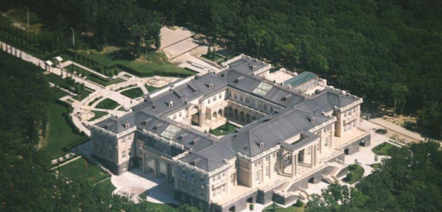 ФБК опубликовал расследование о «дворце Путина» под Геленджиком