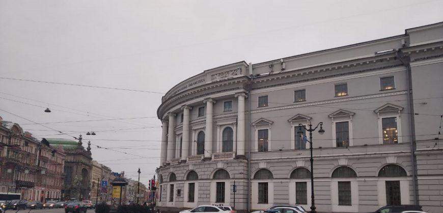 День Петербурга. 14 января