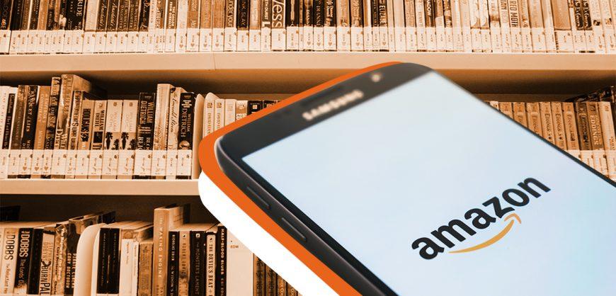 Amazon обвинили в сговоре с издательствами для завышения цен на электронные книги