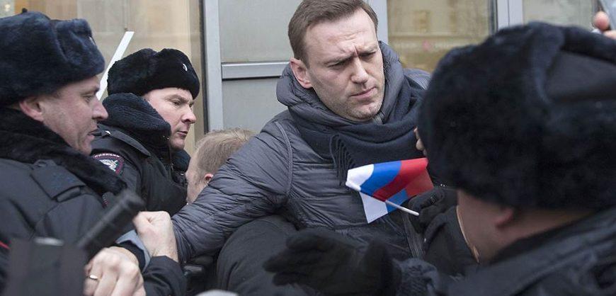 ФСИН объявила о намерении задержать Навального по прибытии в Россию