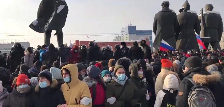 В Новосибирске возбудили уголовное дело о призывах к массовым беспорядкам