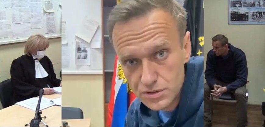 Суд по Навальному проводят прямо в здании УВД Химки. Из СМИ допущены только Life News и «Россия 24»