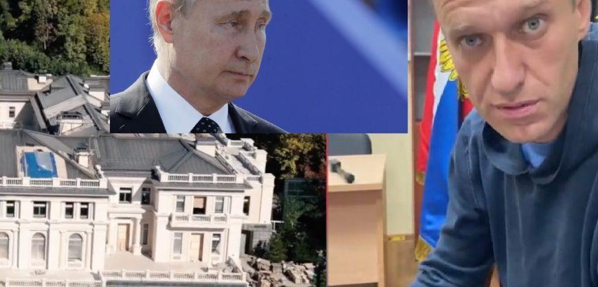 Фильм Навального «Дворец для Путина» набрал более 55 млн просмотров в YouTube