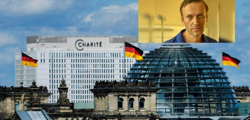 Германия передала России материалы по Навальному для инициирования расследования его отравления