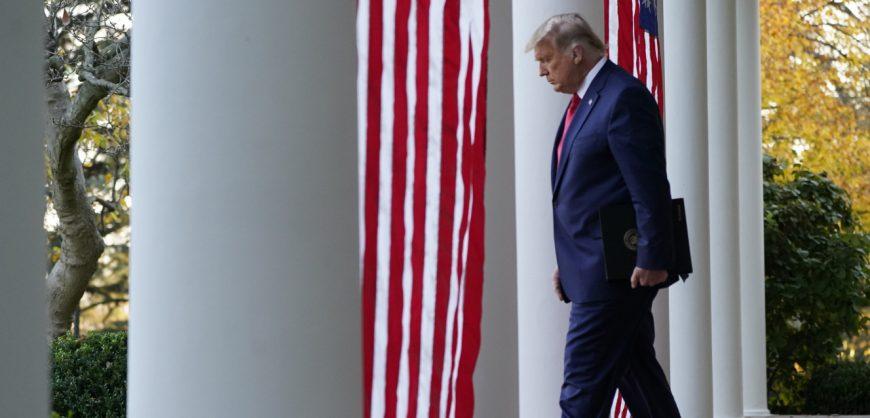 В Конгрессе США предложили отстранить Трампа по 25-й поправке, но вице-президент Пенс отказался