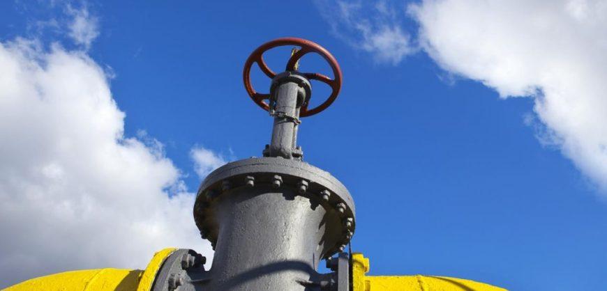Транзит российского газа в Европу через Украину в 2020 году снизился на 38%