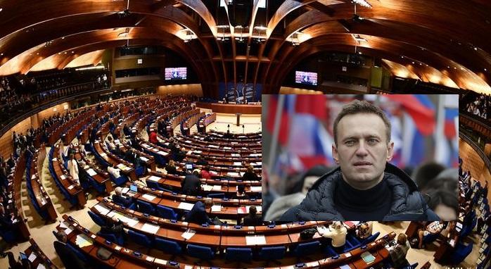 Россия отказалась участвовать в слушаниях ПАСЕ по отравлению Навального