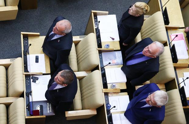 Путин предложил отменить возрастные ограничения для назначаемых им чиновников