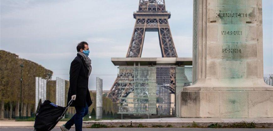 Во Франции готовятся объявить третий карантин из-за коронавируса