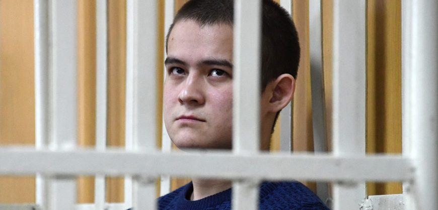 Рядового Шамсутдинова приговорили к 24,5 годам колонии за расстрел издевавшихся над ним сослуживцев