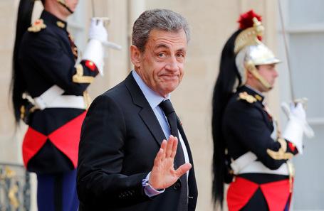 Экс-президента Франции Саркози заподозрили в незаконном получении денег от российской компании