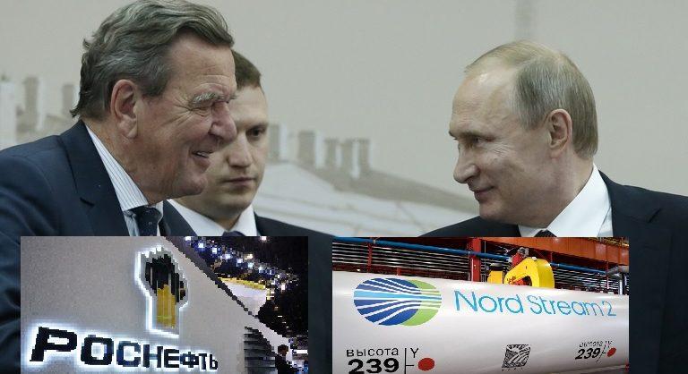 Экс-канцлер Германии Шредер назвал «расширение НАТО» причиной присоединения Крыма к России