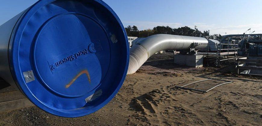 Строительство «Северного потока-2» отложено