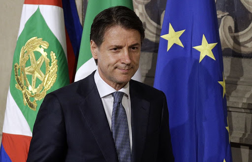 Премьер-министр Италии Джузеппе Конте подал в отставку на фоне политического кризиса