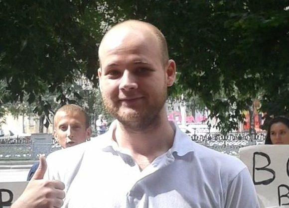 Юриста ФБК Владлена Лося «депортировали» в Белоруссию в наручниках и с мешком на голове